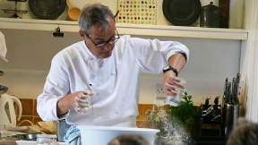 Afternoon Cookery Demonstrations