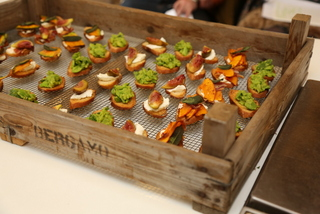 Canapes finger food and tasty bites darina allen 39 s for How to make canape shells at home