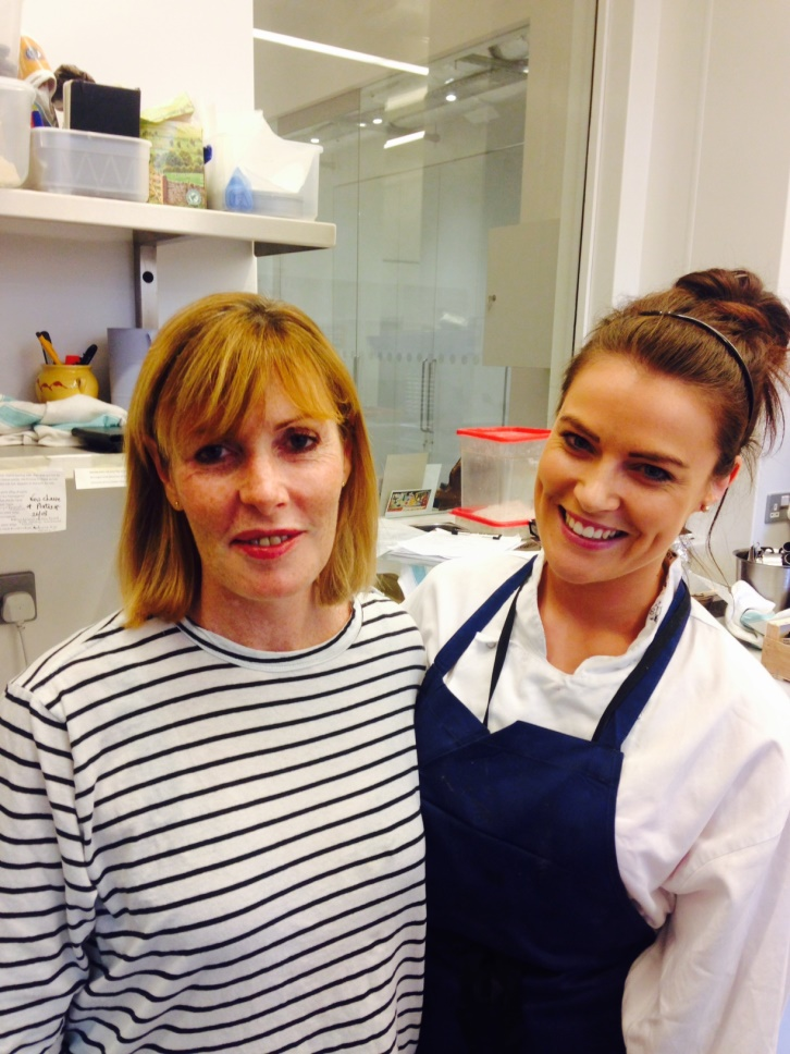 Kate Moriarty & Skye Gyngell - Spring London