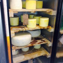 Cheese Cabinet, Ballymaloe Cookery School Dairy