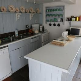 Cottage kitchen at Ballmaloe Cookery School