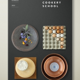 Ballymaloe Cookery School Brochure 2016  - Designed by True Output