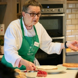 Guest Chef Mary Jo McMillin