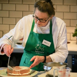 Guest Chef Mary Jo McMillin - Ballymaloe Cookery School