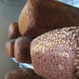Brown Yeast Bread, The Farm Shop - Ballymaloe Cookery School