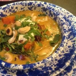 Rachel's Roasted Vegetable Coconut Curry - One Pot Wonders - Ballymaloe Cookery School
