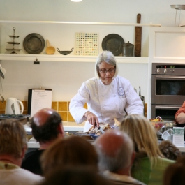 Darina Allen - Afternoon Cookery Demonstration - Ballymaloe Cookery School