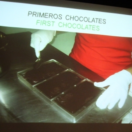 Fair Trade Nicaraguan Chocolate with Heydi Mairena at Ballymaloe Cookery School