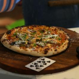 Order Up, Saturday Pizzas - Ballymaloe Cookery School