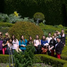 Garden Tours - Ballymaloe Cookery School