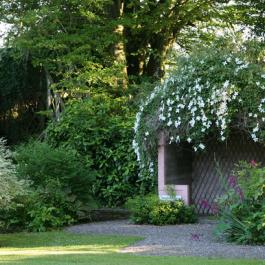The Summer House, Lydia's Garden - Ballymaloe Cookery School