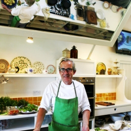 Rory O'Connell - Afternoon Cookery Demonstrations - Ballymaloe Cookery School