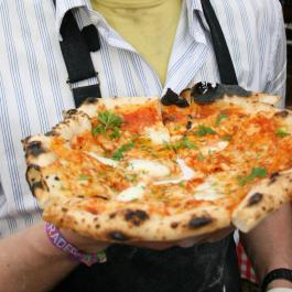 Delicious Gourmet Pizza, Saturday Pizzas - Ballymaloe Cookery School