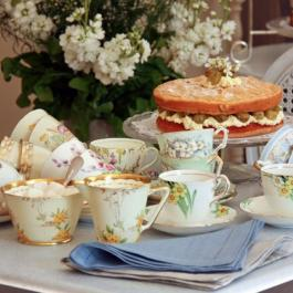 Afternoon Tea & Cakes - Ballymaloe Cookery School