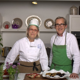 Entertaining with Darina Allen & Rory O'Connell - Ballymaloe Cookery School