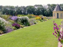 The Herbaceous Border & Shell House - Ballymaloe Cookery School